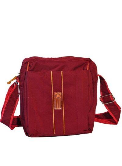 Sphinx JD sporty maroon sling bag