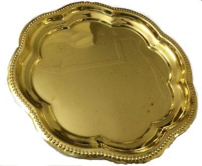 sphinx brass pooja thali set 3