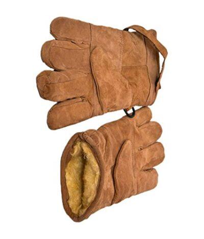 sphinx pollar leather gloves