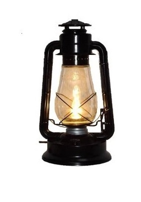 sphinx black matte electric lantern s1