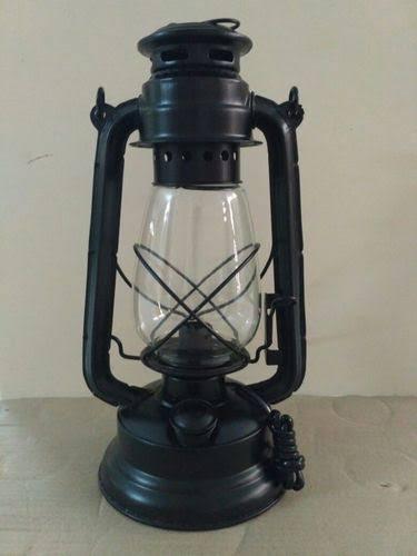 sphinx black matte electric lantern s2