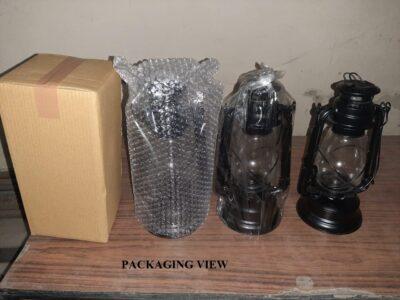 sphinx black matte electric lantern s3