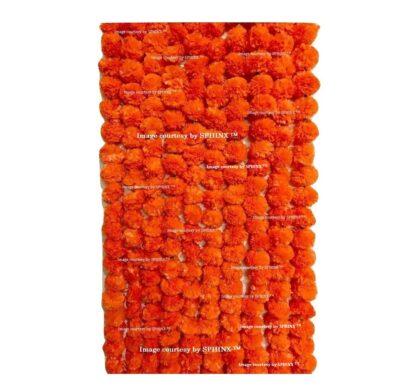 Sphinx fluffy marigold dark orange 1