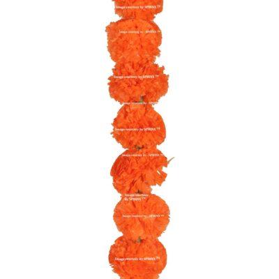 Sphinx fluffy marigold dark orange 2