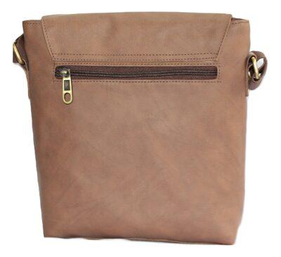 Brown sling bag 2