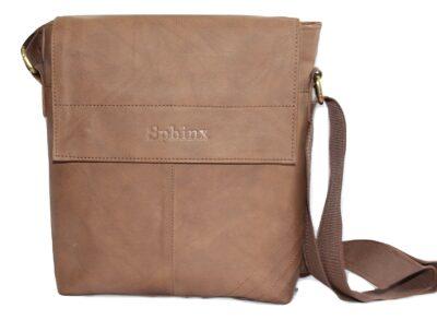 Brown sling bag 3