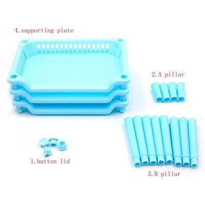 Plastic shelf 2