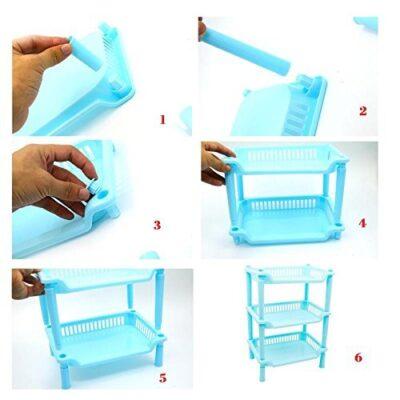 Plastic shelf 3