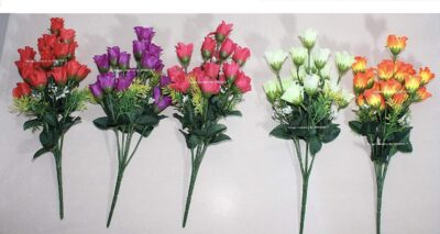 Sphinx artificial Roses bunches for decorations 1