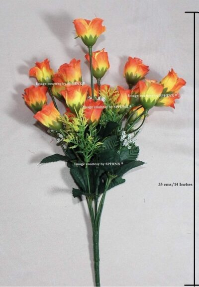 Sphinx artificial Roses bunches for decorations 2