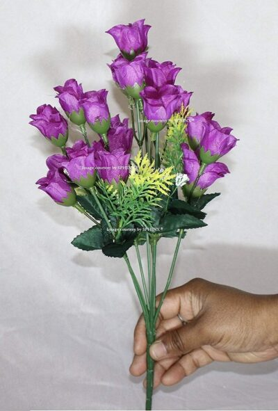 Sphinx artificial Roses bunches for decorations 3