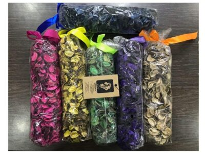 Sphinx fragranced or scented dried flowers petals potpourri bags