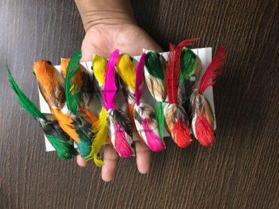 Sphinx multicolored mini birds1