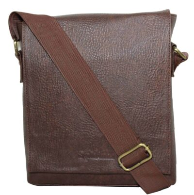 Sphinx artificial leather sling bag 1