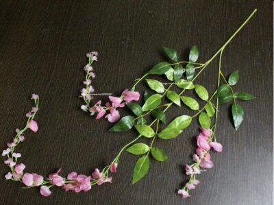 Sphinx artificial wisteria pink image 2