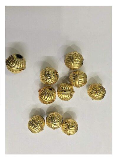 Sphinx golden big beads for crafts 1