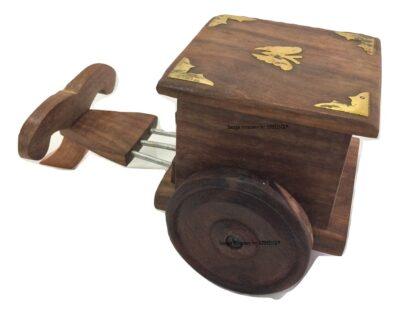 Sphinx sheesham wood big bugghi coaster 2