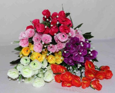 Sphinx Artificial Small roses bunches 1