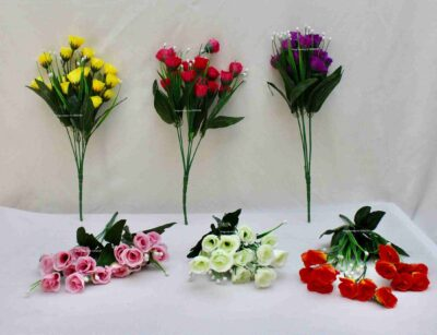 Sphinx Artificial Small roses bunches 2