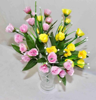 Sphinx Artificial Small roses bunches 4