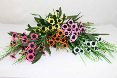 Sphinx artificial daisy flowers bunches 1