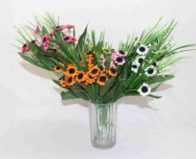 Sphinx artificial daisy flowers bunches 4