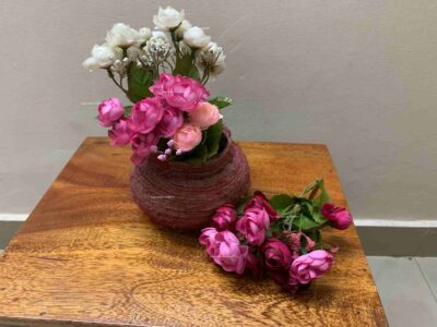 Sphinx artificial small peony 4