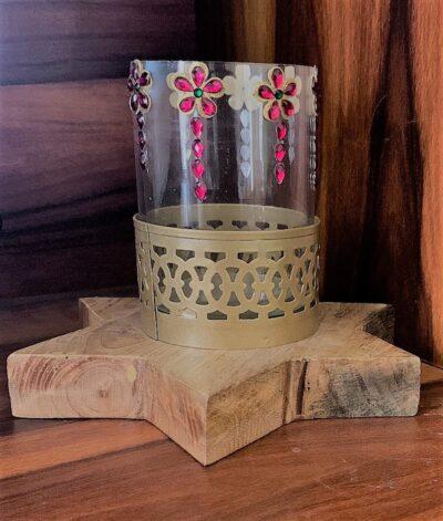 Sphinx star shape based lucky bamboo shoot holder 4